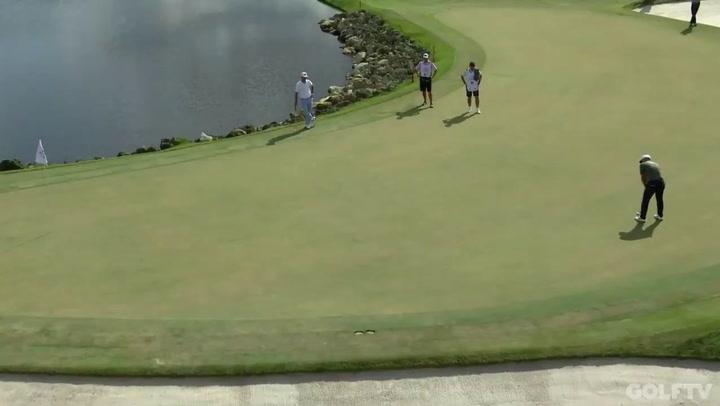 El 'show' de Molinari (64) en el Arnold Palmer Invitational de golf