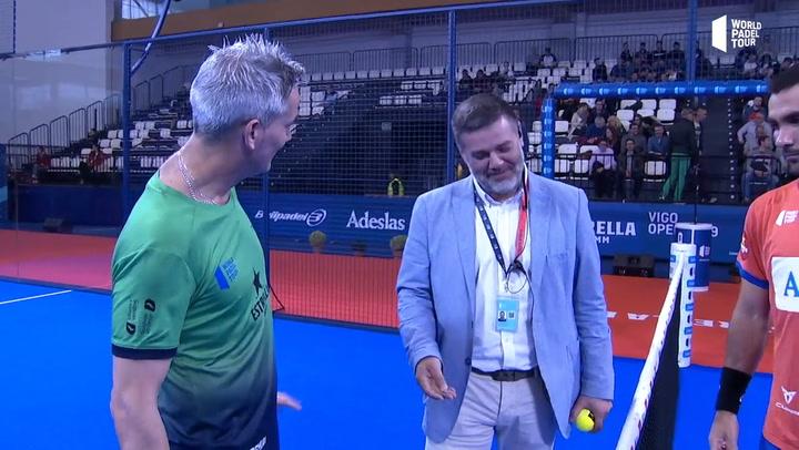 Resumen Cuartos De Final Bela/Lima Vs Lamperti/Capra del Vigo Open 2019