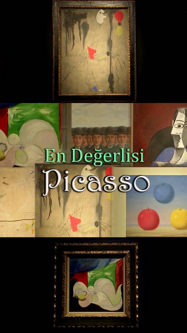 En değerlisi Picasso