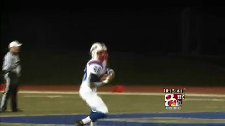 Moberly at Boonville FNF Week Eight