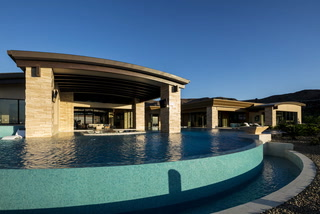 Real Estate Millions: Ascaya Pool Home