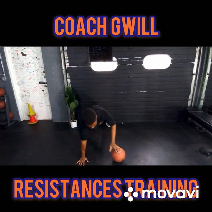 Coach Godswill's Total Body Strength Workout