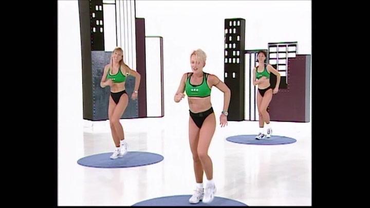 Michelle - Studio - Aerobics