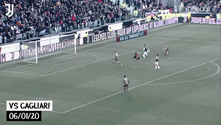 Golaços de Cristiano Ronaldo no Campeonato Italiano de 2019/20