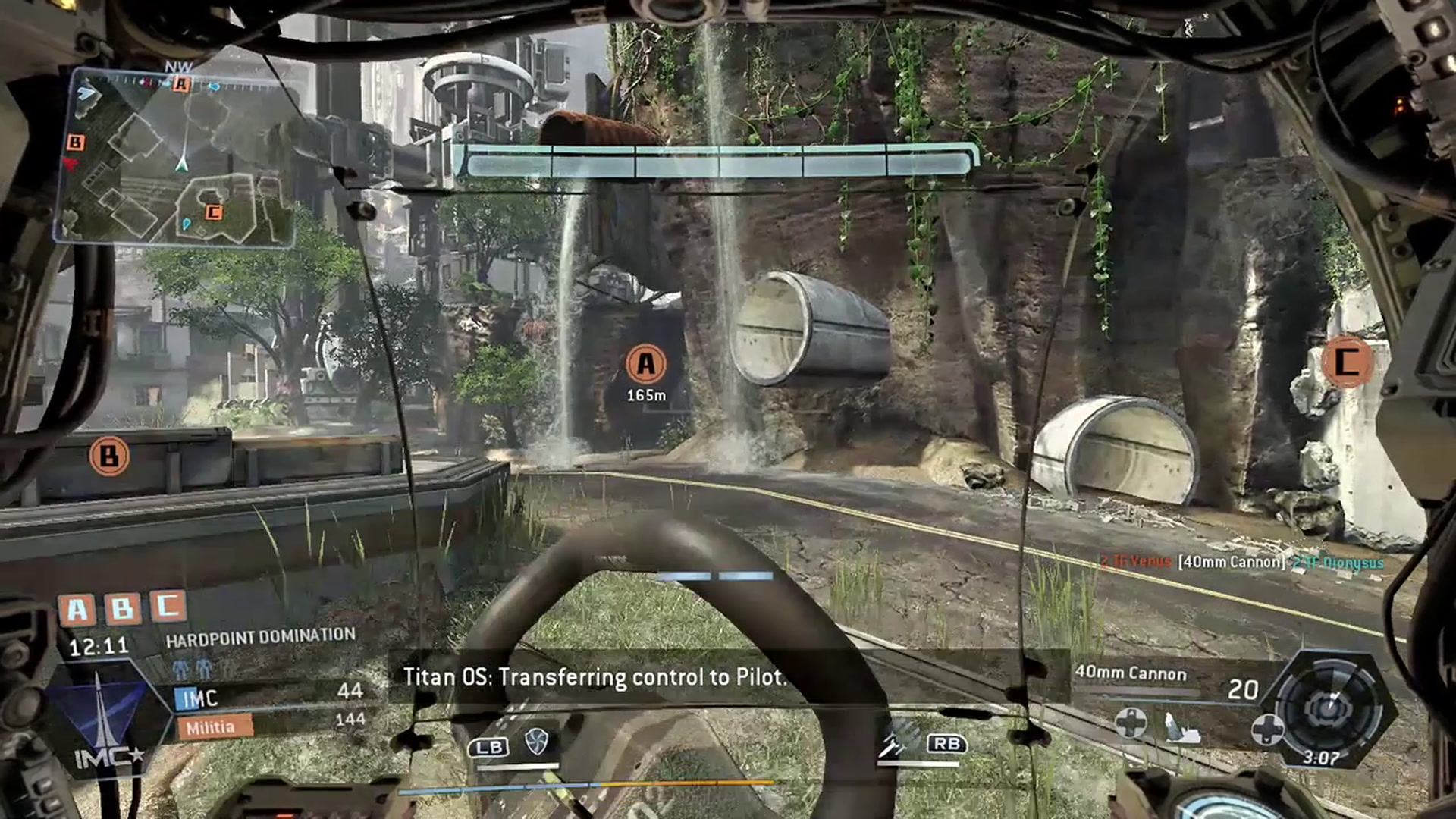 titanfall forbedret matchmaking beta hastighet dating Stuttgart AB 18