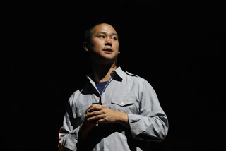 Zappos CEO Tony Hsieh stepping down – VIDEO