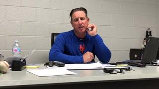Tony DeFrancesco talks about the loss to Sacramento