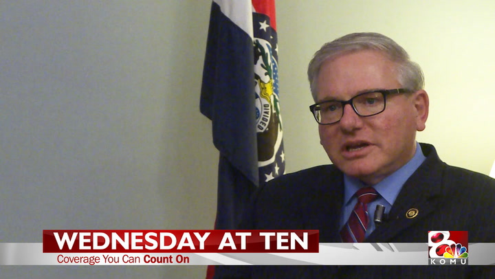 KOMU 8 News Special Report: Lawmakers want to rollback Clean Missouri - Wednesday at Ten
