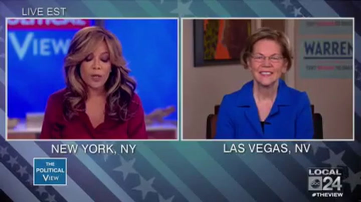 Warren: Bloomberg Blamed the Financial Crash on African Americans and Latinos