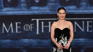 Actress Emilia Clarke's New Luxe Home Is Nothing Like the Iron Throne