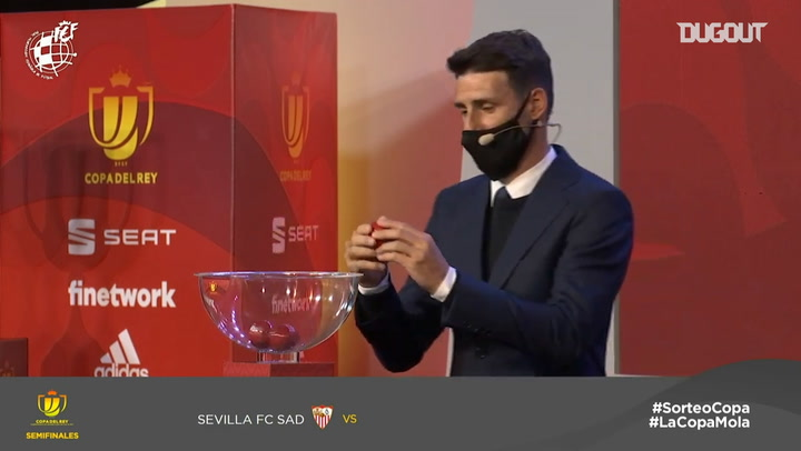 Copa del Rey semi-finals: Sevilla vs Barcelona and Athletic vs Levante