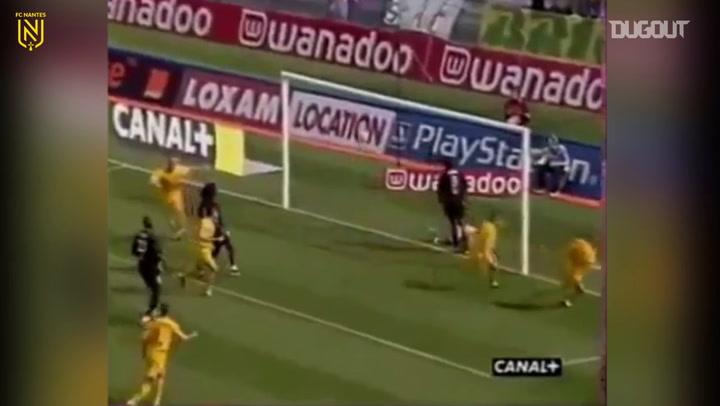 Mario Yepes' best FC Nantes moments