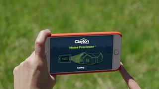 Augmented Reality App Places Homes on Empty Lots