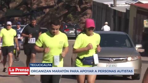 Organizan maratón para apoyar personas autistas