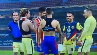 Perdió Chivas y David Faitelson carga fuerte contra Oribe Peralta llamándolo