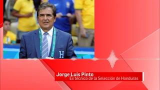 Jorge Luis Pinto sobre Callejas: