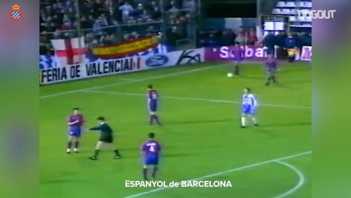 Florin Răducioiu best RCD Espanyol moments