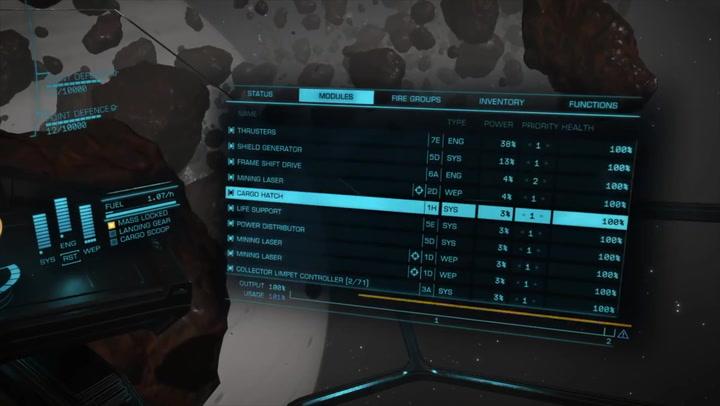 Elite Dangerous Lore: Miner