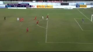 Henry Romero anota y descuenta para Platense que cae ante Real Sociedad en el Excélsior