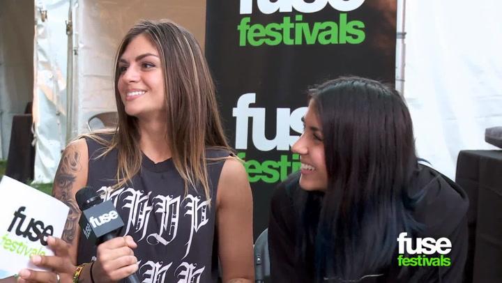 Interviews: Lollapalooza 2014: Krewella
