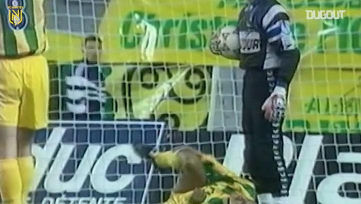 FC Nantes' 2,000th Ligue 1 goal