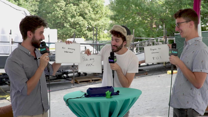 The Brothers of AJR Guess Each Other's Answers to Random Questions