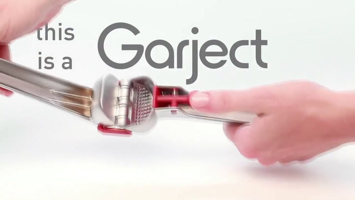 Preview image of Garject Garlic Press video