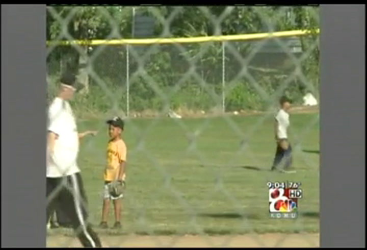 Community Reacts to Douglass Park Softball Game
