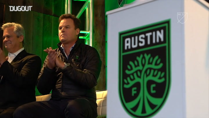 New Franchise Announcement: Austin FC