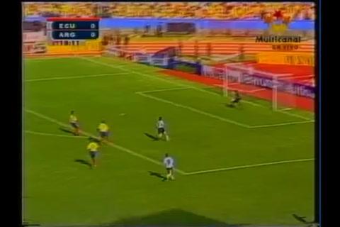 Los antecedentes en la altura de Quito donde la pelota no dobla