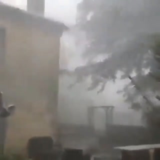 VIDEO: Huracán Rick inicia a ocasionar daños materiales