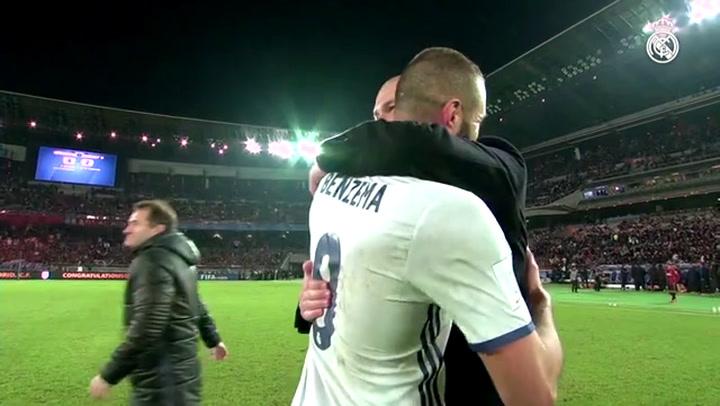 Los títulos avalan a Zidane