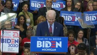 Joe Biden, el candidato de consenso para enfrentar a Donald Trump