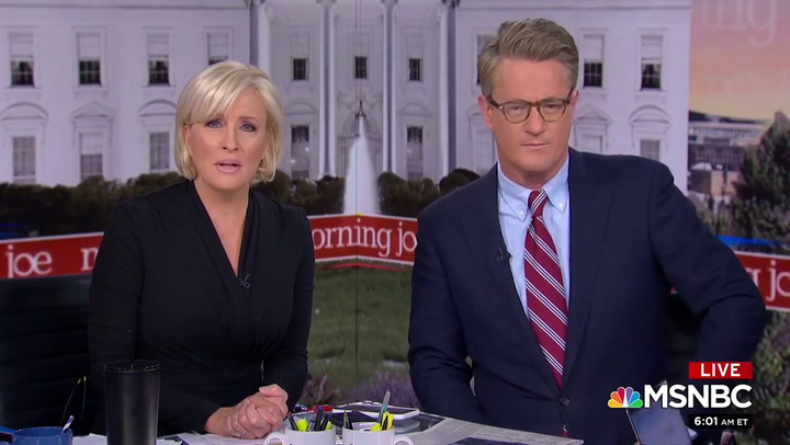 'Morning Joe' on SC Debate: 'That Was a Mess' -- 'That Was a Wreck'