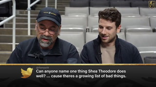 Golden Knights Dads Read Mean Tweets – Video