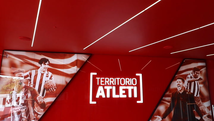 Territorio Atleti: Recordar, sentir, vivir