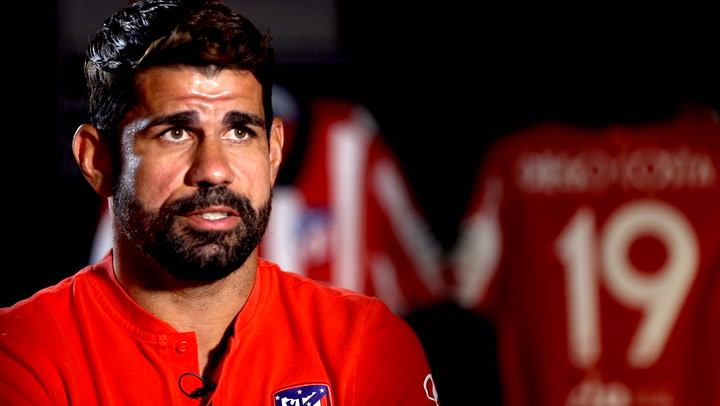 """Costa: """"Vamos a dar la vida por ganar la Champions"""""""