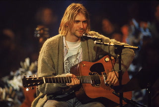 Kurt Cobain's MTV Unplugged guitar sold for record-breaking $6M – Video