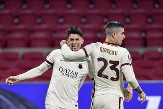 Roma sorprende al Ajax y le saca la victoria de visitante en la Europa League