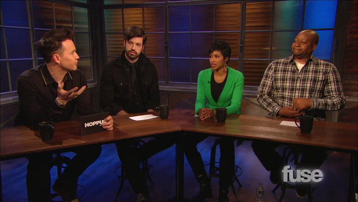 Shows: Hoppus on Music: Panel on Privacy