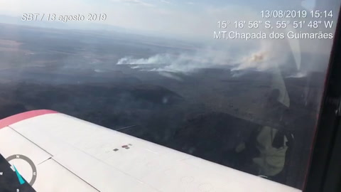 Incendios amazónicos en Brasil encienden resistencia ambientalista contra Bolsonaro