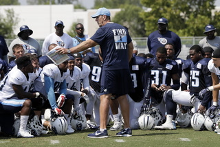 Sports Betting Spotlight: Tennessee Titans 2017 season preview