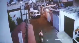 Captan en video a mujer que se llevó a Fátima