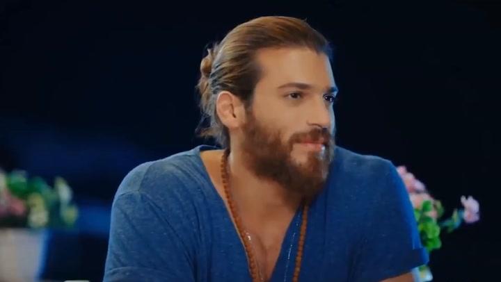Así es Can Yaman, el actor turco que causa sensación