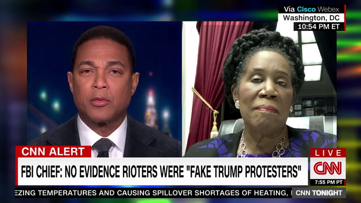 Sheila Jackson Lee: Republicans Engaged in 'War on Black People' Voting