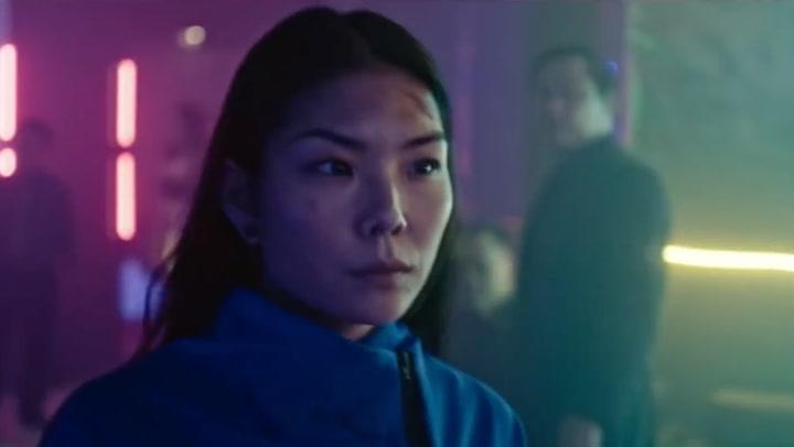 'Yakuza Princess' Trailer