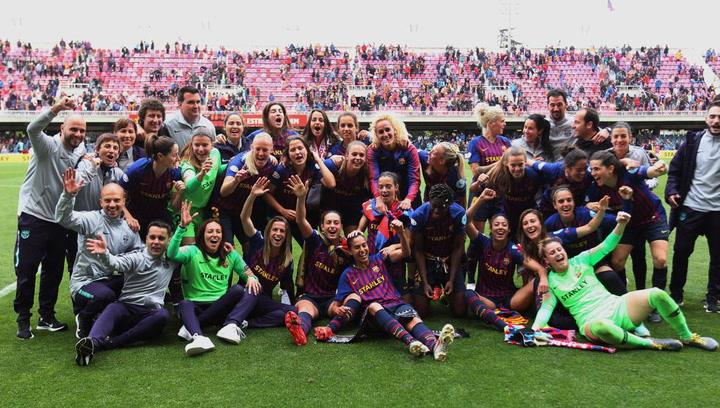 El Barcelona cita a la afición para acompañar al femenino en la final de la Champions