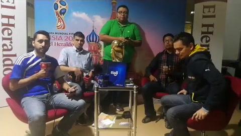 ZONA RUSA: Brasil le dice adiós a la Copa del Mundo tras caer ante Bélgica