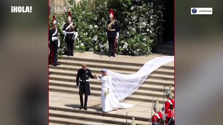 Primer aniversario de los Duques de Sussex