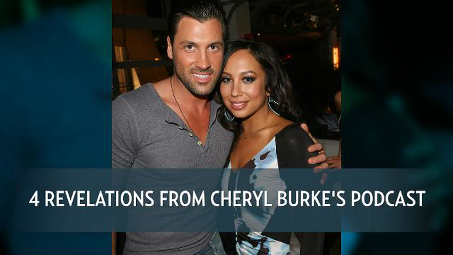 Josh Hopkins dating Cheryl Burke